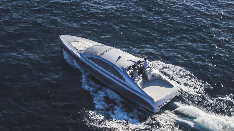 Mercedes Yacht Arrow 460