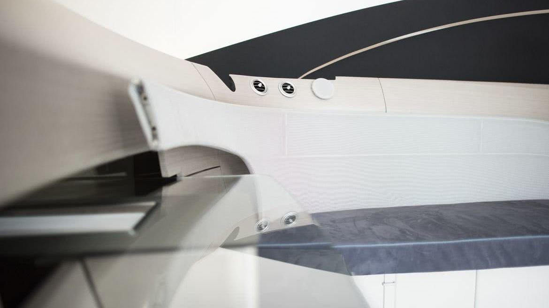 Mercedes Yacht Arrow 460 Interior