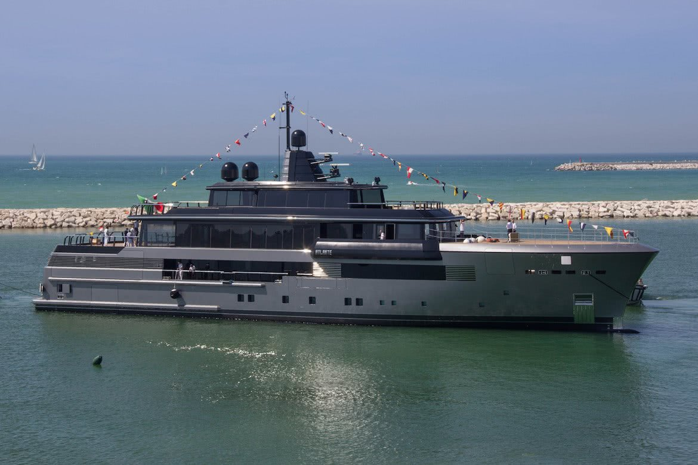 Atlante Yacht CRN Yachts