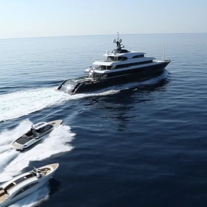 Icon Yacht Video