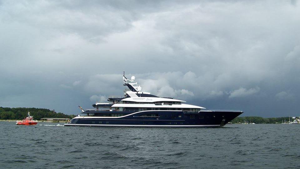Solandge Yacht Lürssen