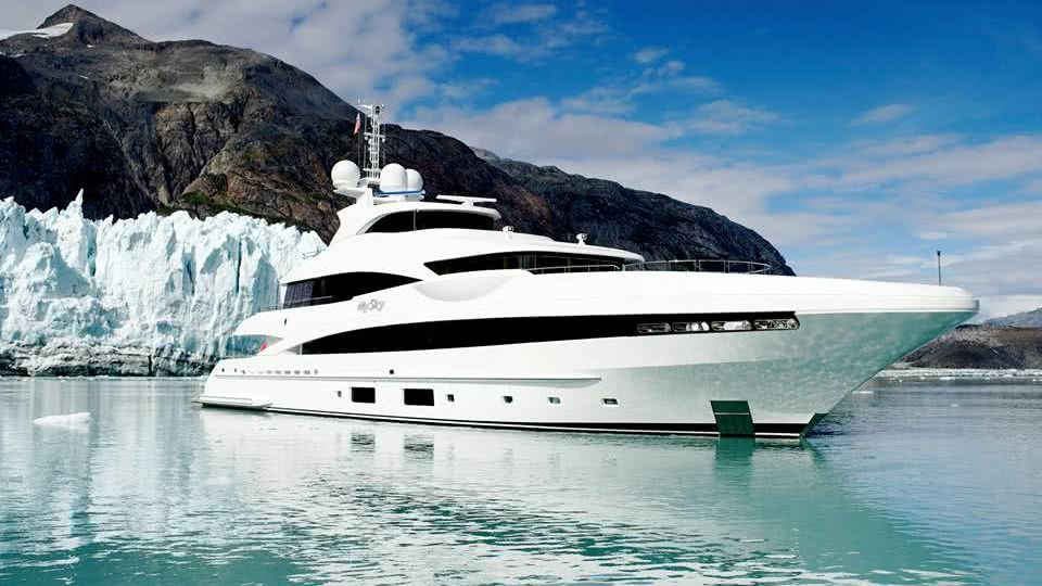 My Sky Yacht Heesen Yachts