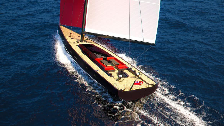 Nadir Sailing Yacht Design Marco Ferrari Alberto Franchi