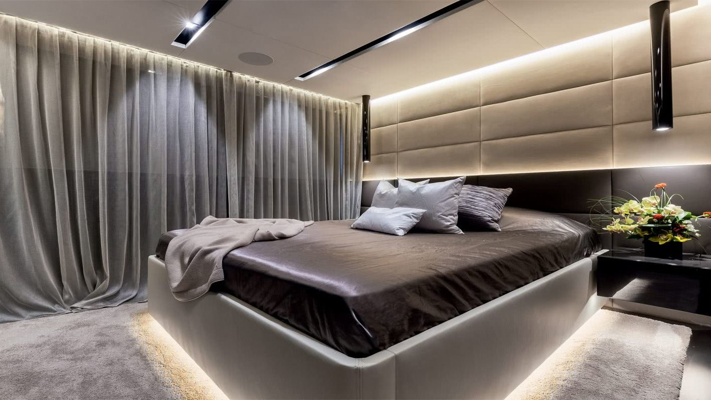 NONO Yacht Admiral Yachts Interior Design