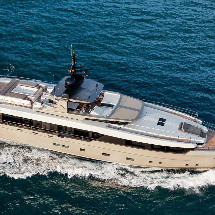 NONO Yacht Admiral Yachts