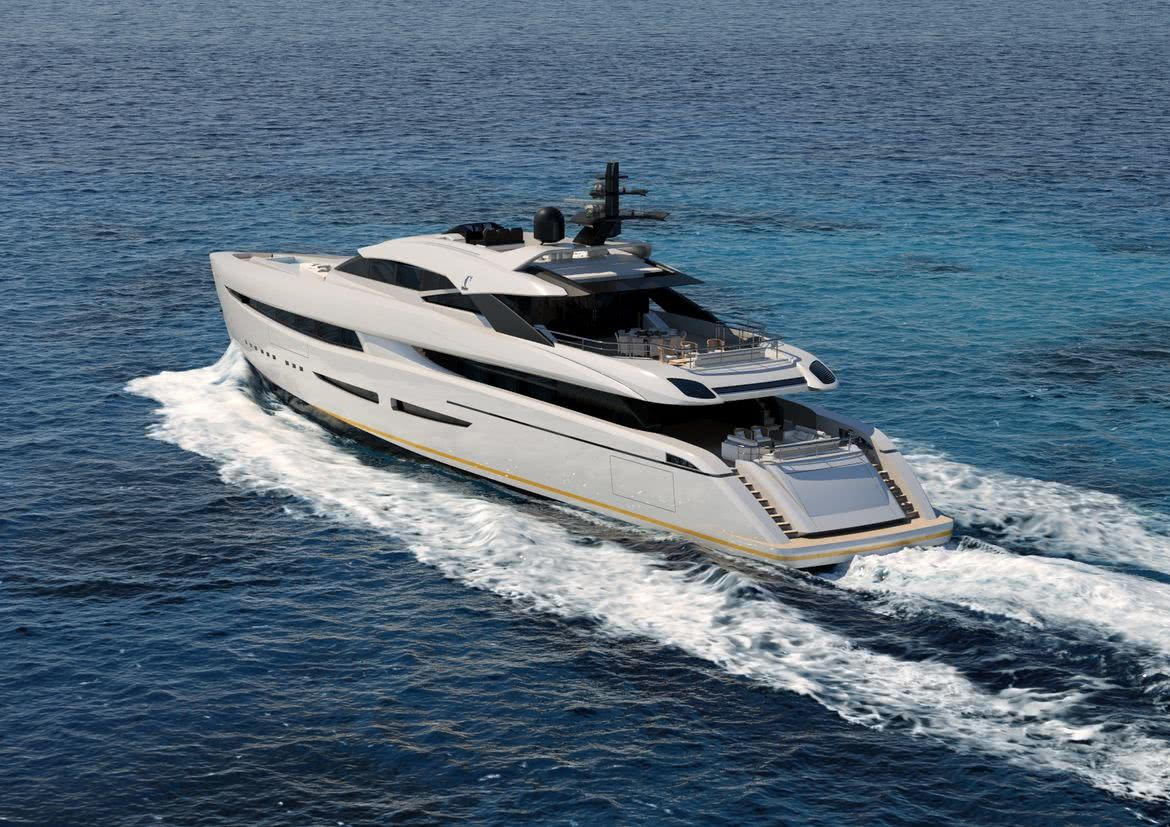 Oceanic Coupe Line Columbus Yachts