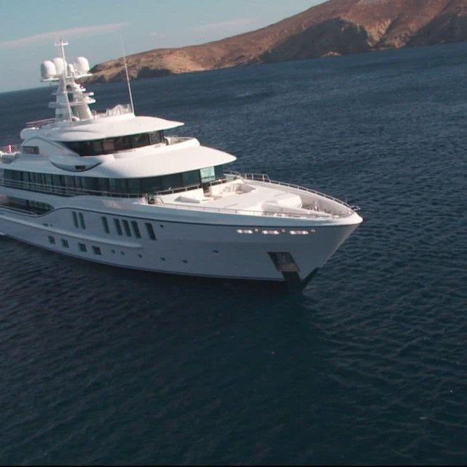 PLVS VLTRA Yacht Amels 242