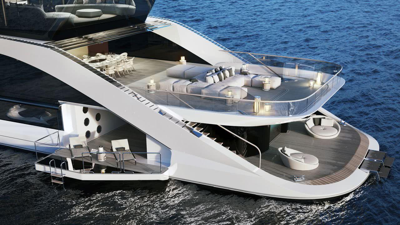 Progetto Bolide Motor Yacht Design