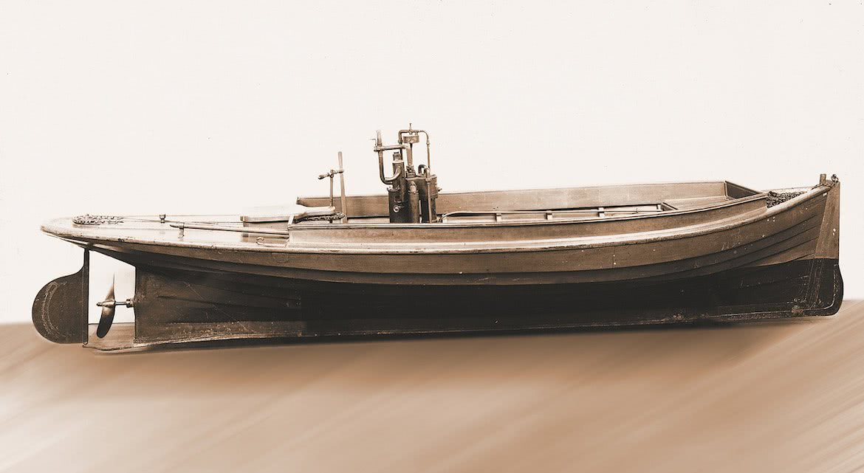 Rems boat Lürssen
