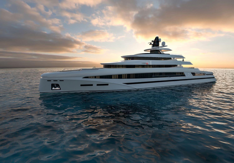 Rosetti Superyachts 85m