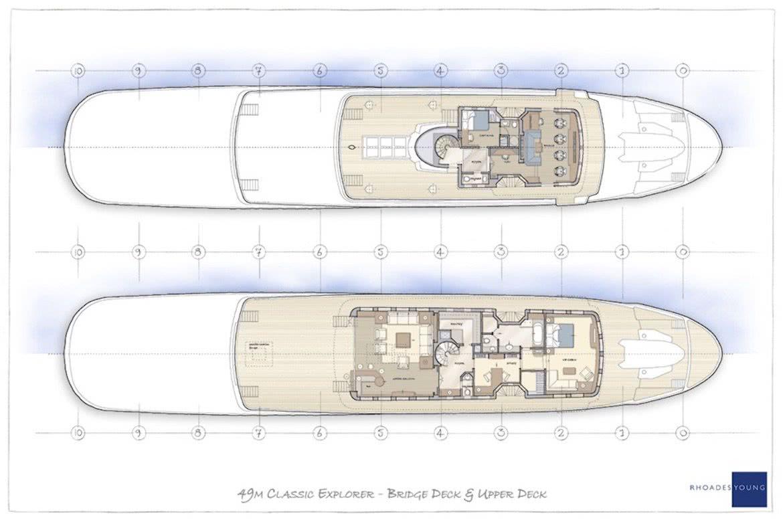 Classic Explorer Yacht RhoadesYoung