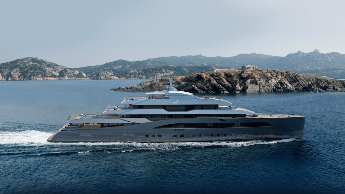 Ribot 85 Yacht Marco Casali - Too Design