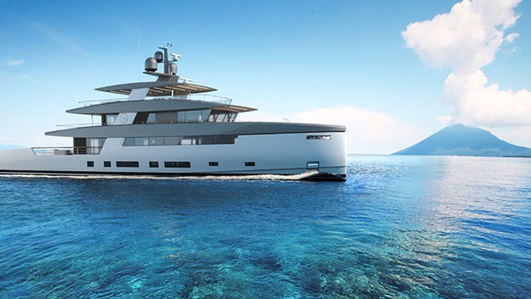 Rosetti Superyachts 50m Motor Yacht Giovanni Ceccarelli