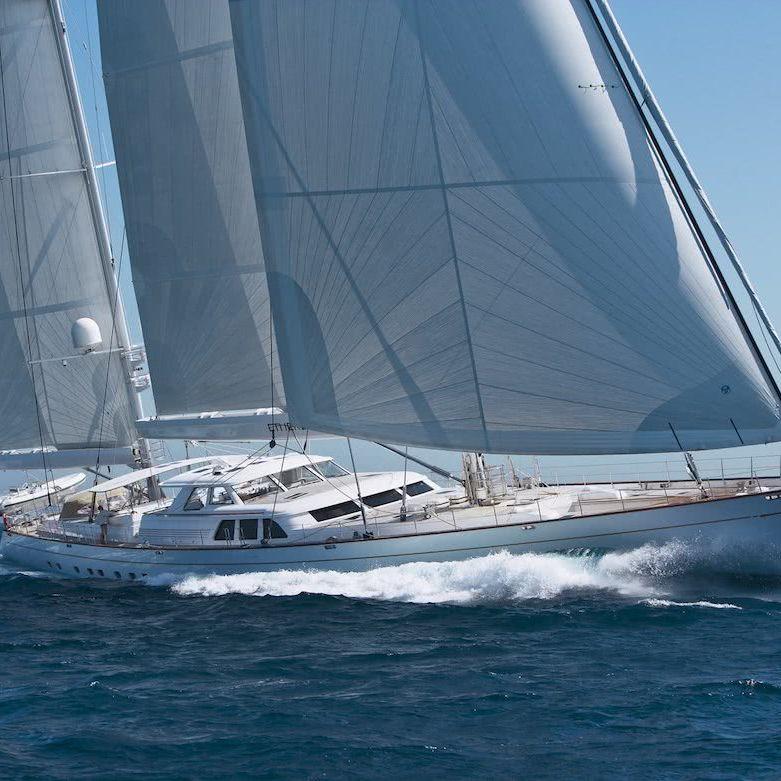 Ethereal Yacht Hybrid Royal Huisman