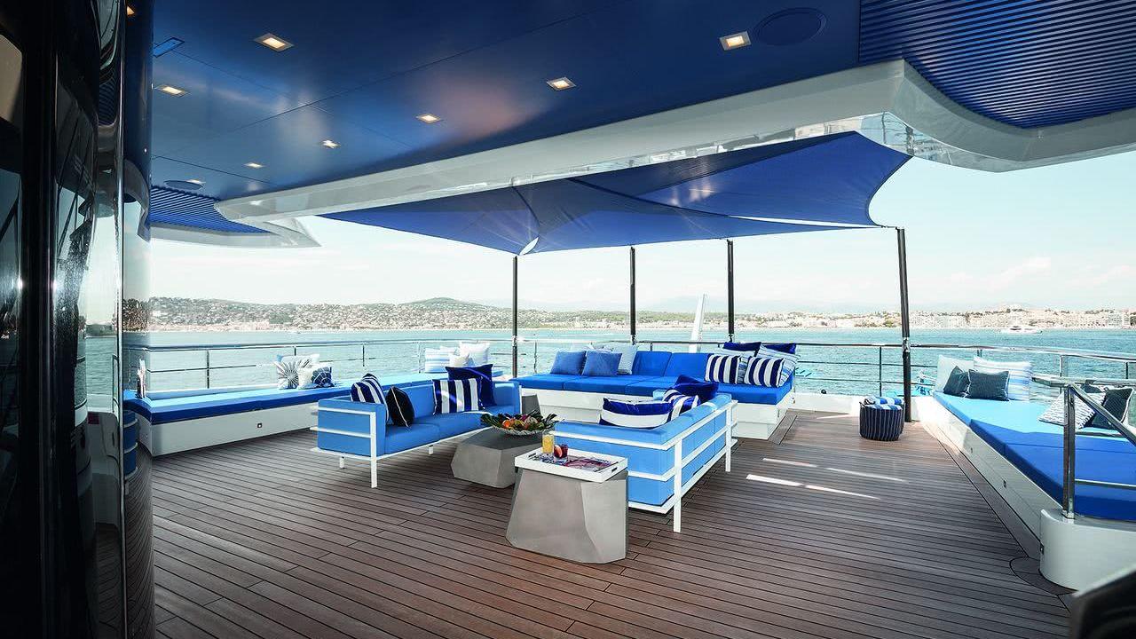 Seasense Yacht Interior Benetti