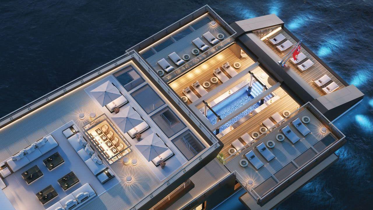 Project Nature Motor Yacht Sinot