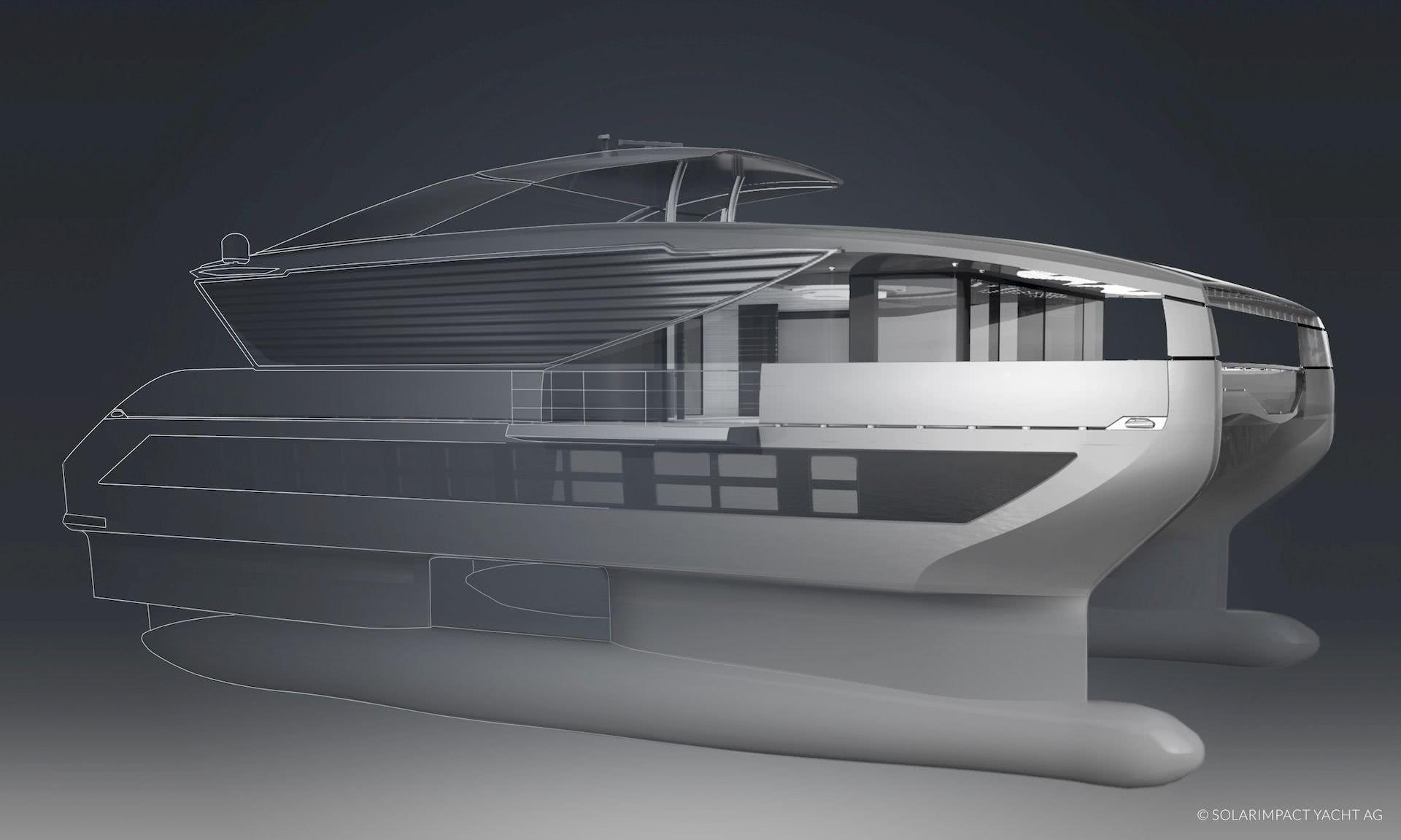 SWATH Yacht