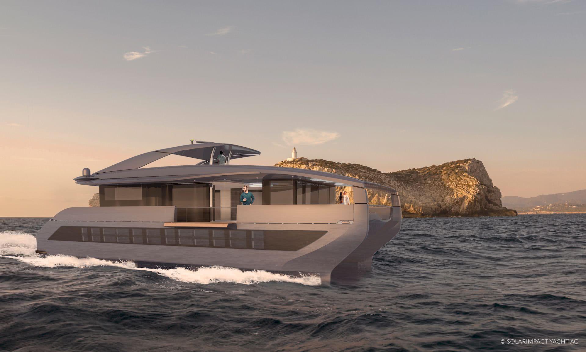 Solar Yacht Solarimpact