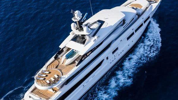 Suerte Yacht Tankoa Yachts