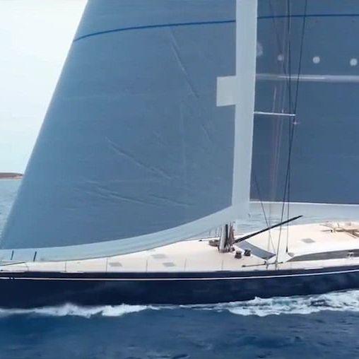Solleone Yacht Swan 115 Video
