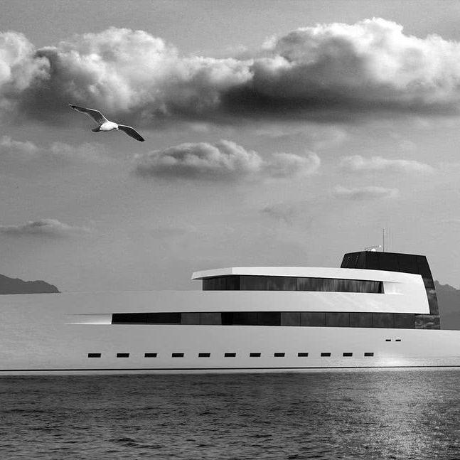 Synthesis Mathis Rühl 60m Yacht