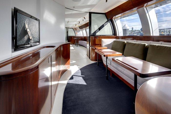Vertigo Yacht Interior Alloy Yachts