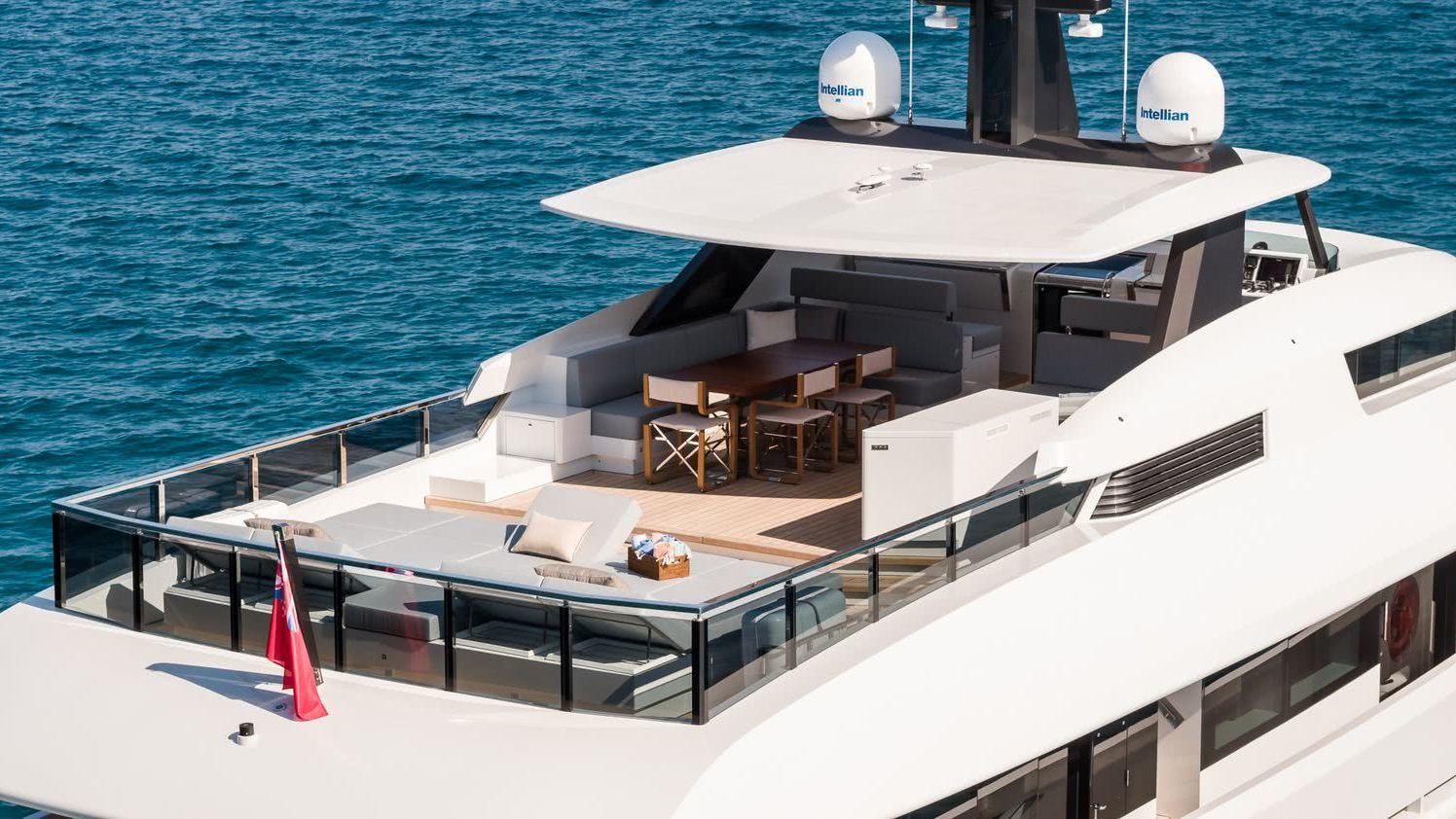 Virgen del Mar Motor Yacht