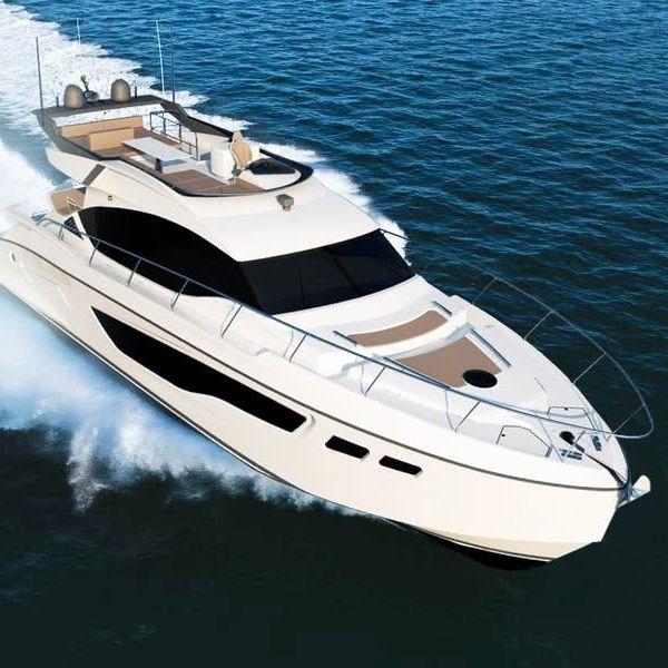 Vitmar 65 Green Yachts Motor Yacht