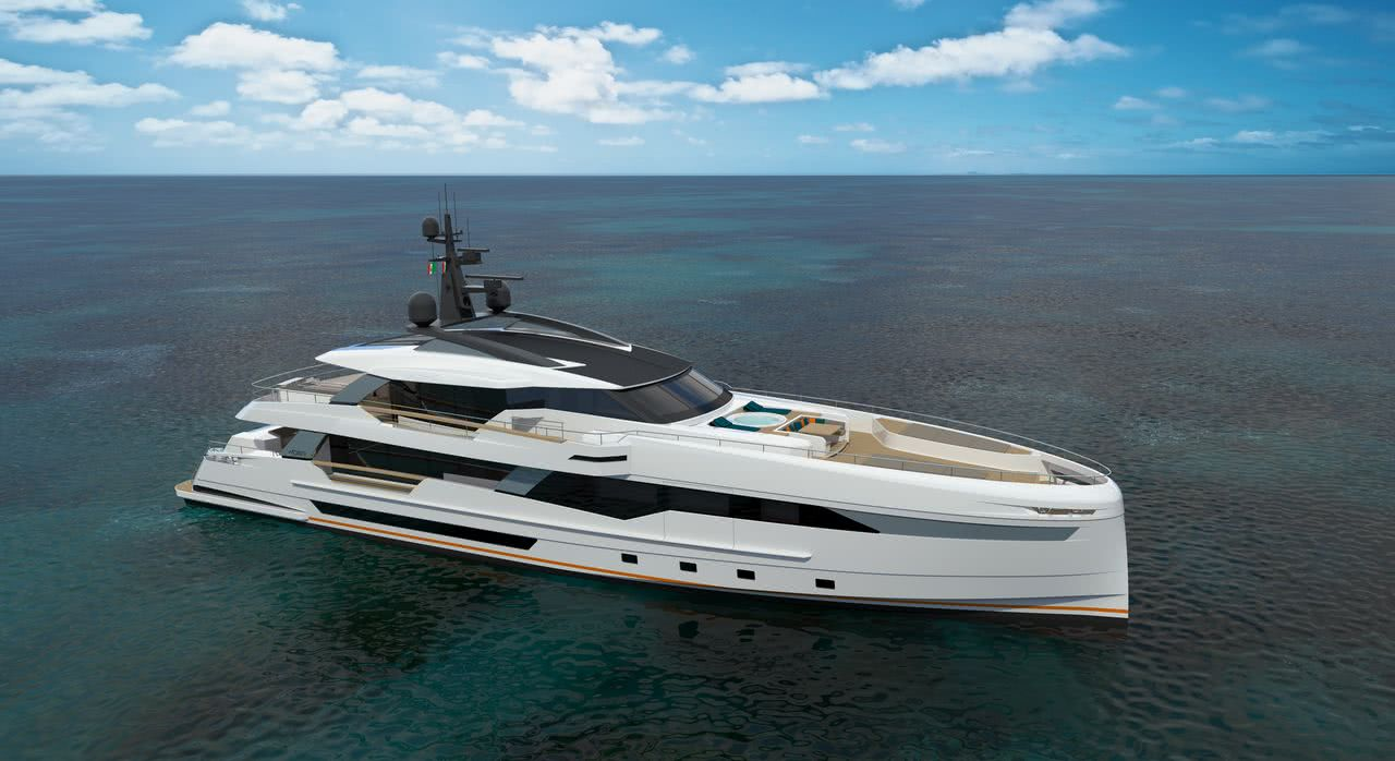 Motor Yacht WIDER 130
