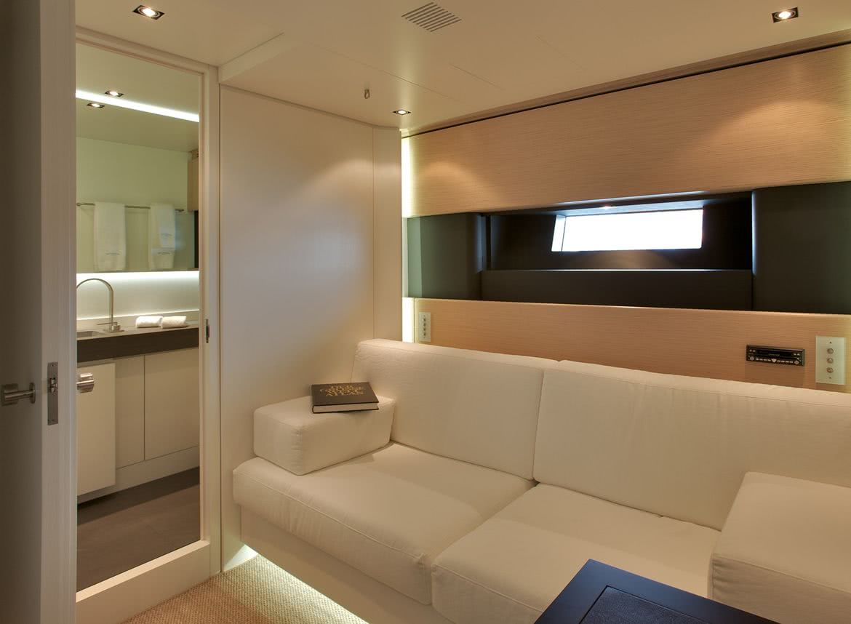 Saudade Yacht Interior Wally Sail