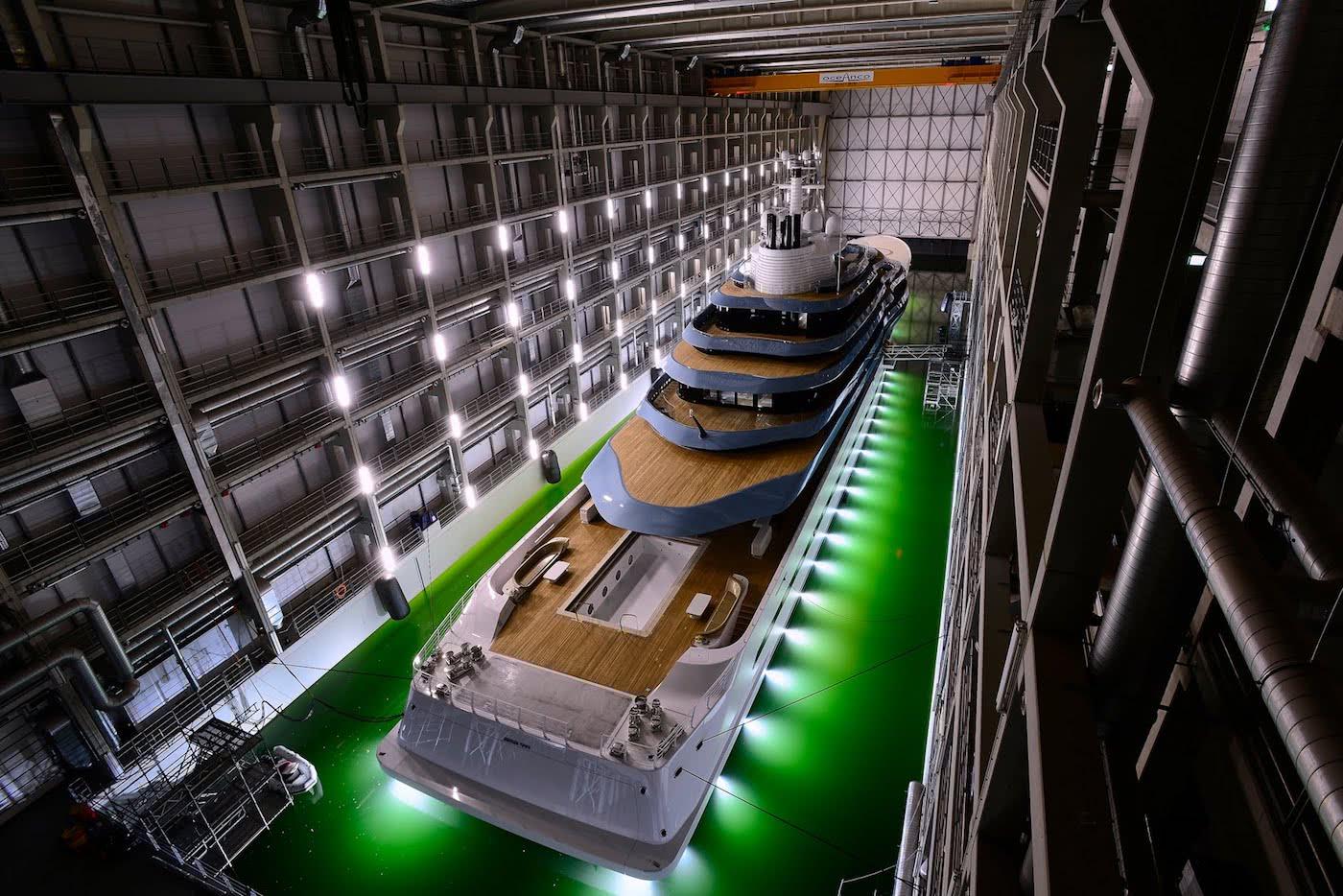 Jubilee Yacht Oceanco