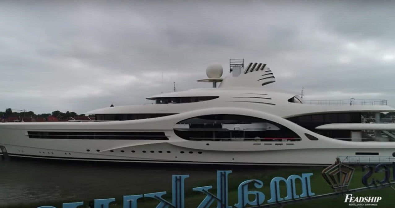 Motor Yacht ANNA Feadship
