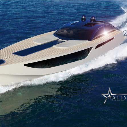 Lucian Facchini Yacht Design Aldebaran