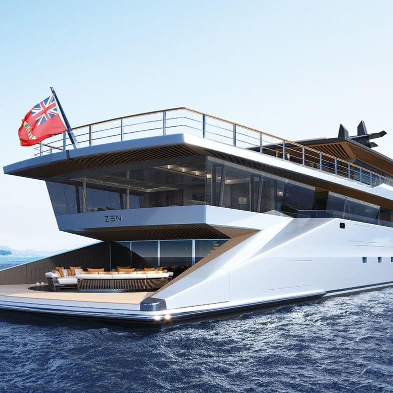 Zen Yacht Design Sinot Feadship