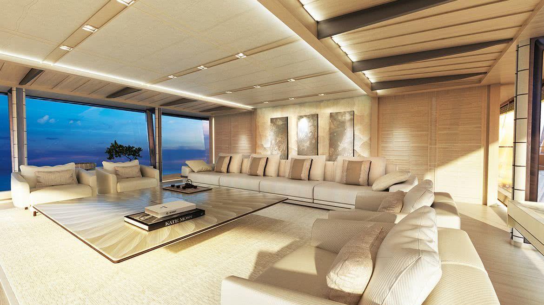 Zen Yacht Interior Sinot Feadship