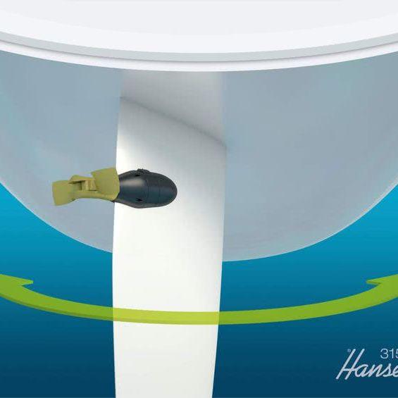 E-Motion Rudder Drive