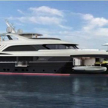 Jongert 500 LE Motor Yacht Design