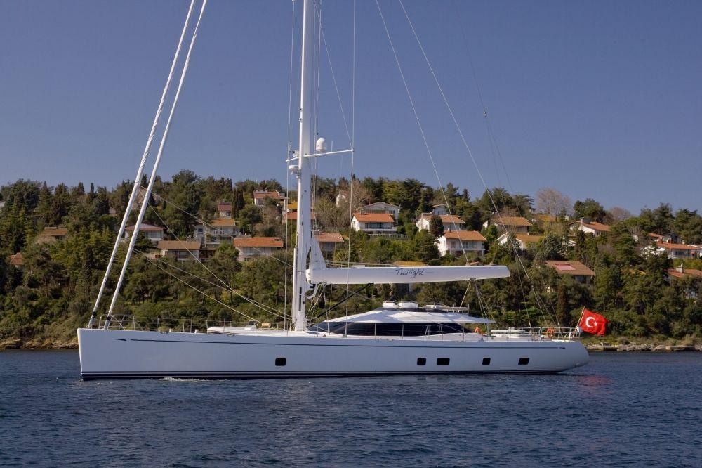 Twilight Yacht Oyster 125