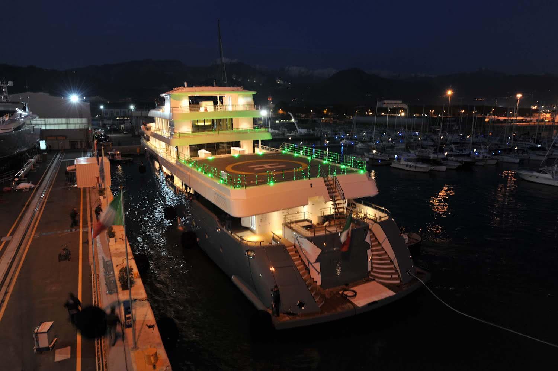Planet Nine Explorer Yacht