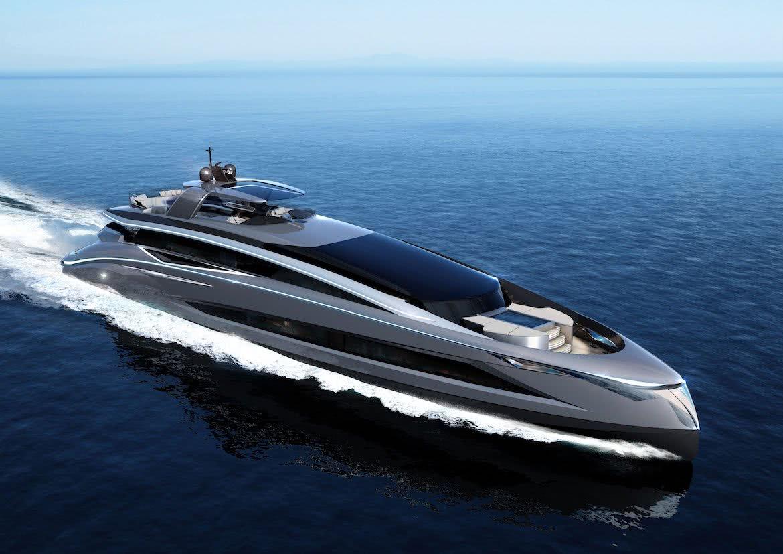 Tecnomar Evo 115 Motor Yacht