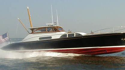 Vendetta Zurn 57 Billy Joel Yacht