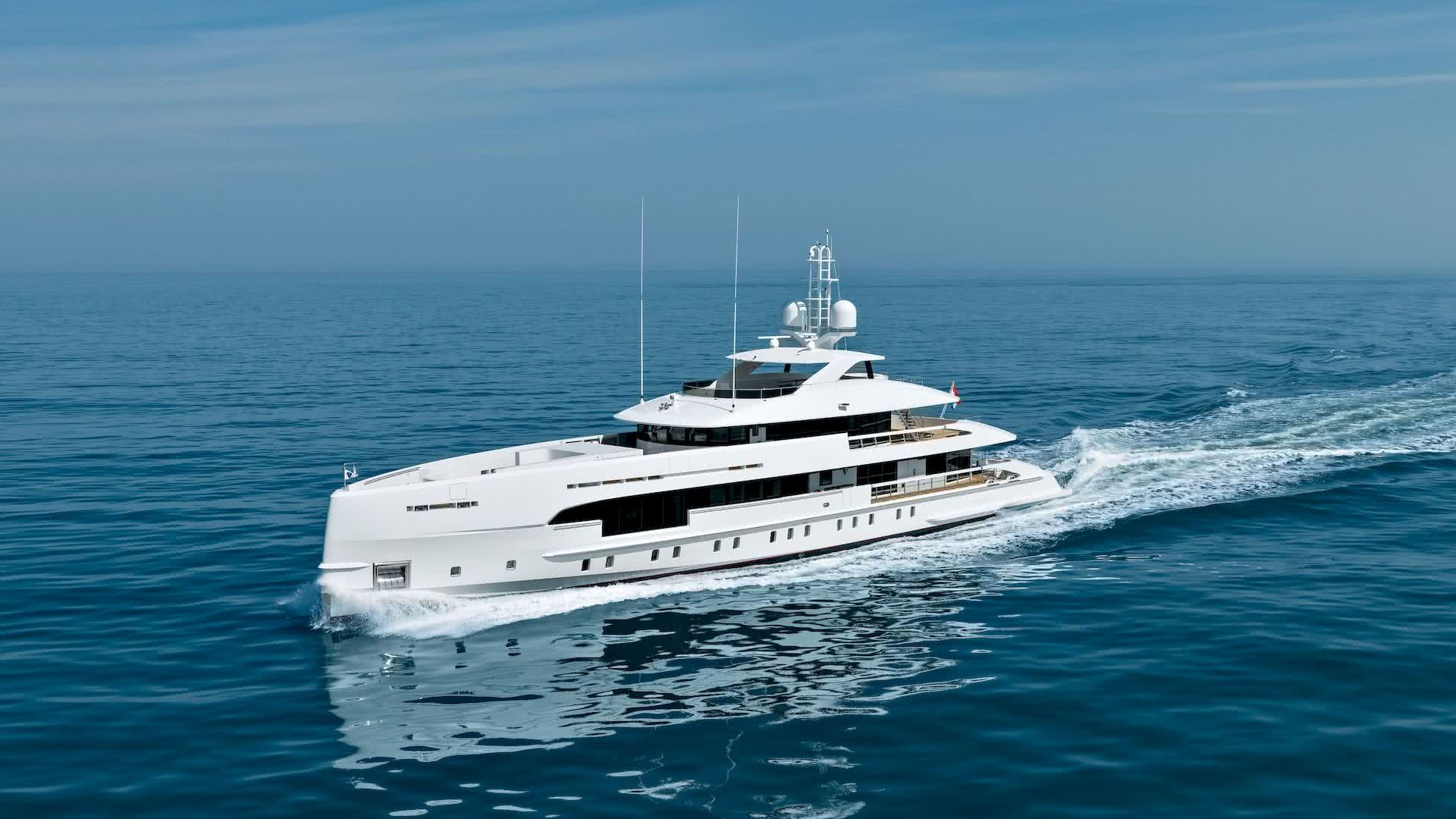 Amare II Yacht Heesen Yachts
