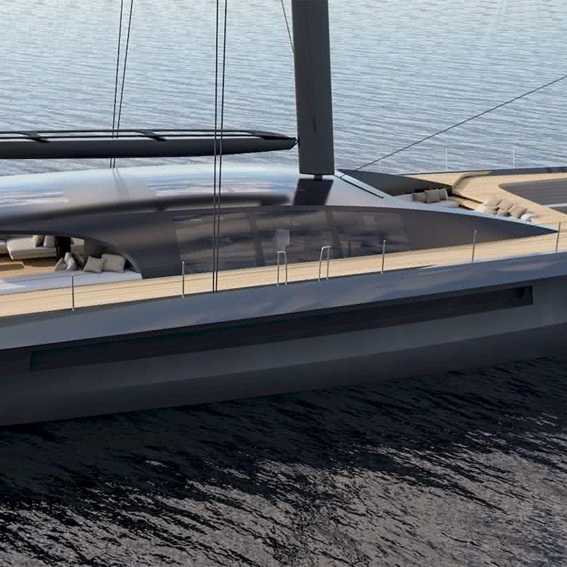 Blackcat 30 Malcolm McKeon Yacht Design