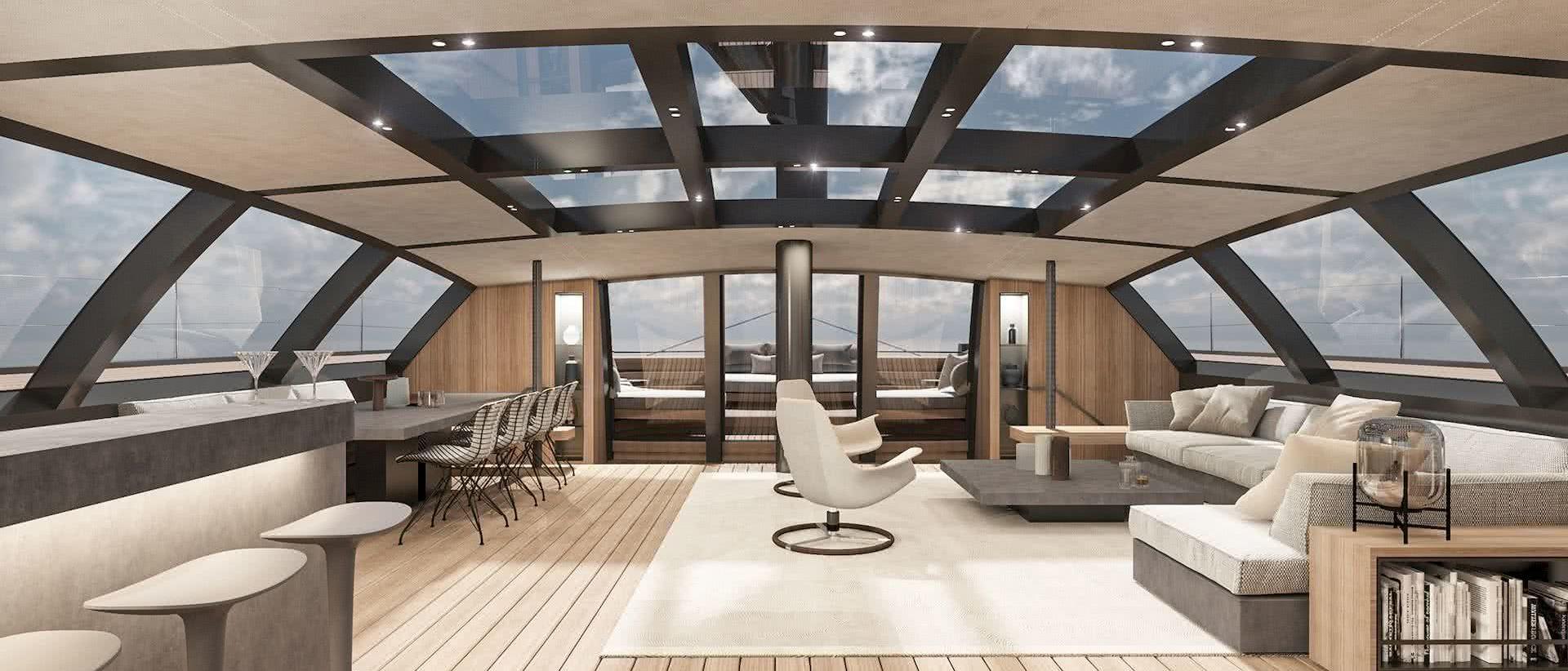 Blackcat 30 Interior Design