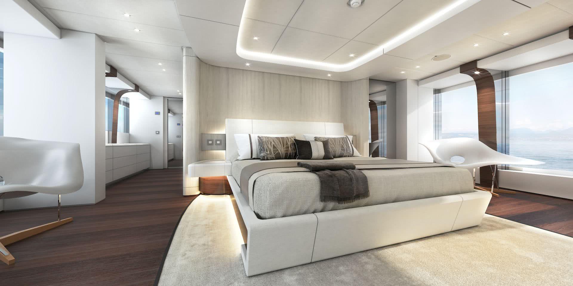 AMARE II Yacht Interior Heesen Yachts
