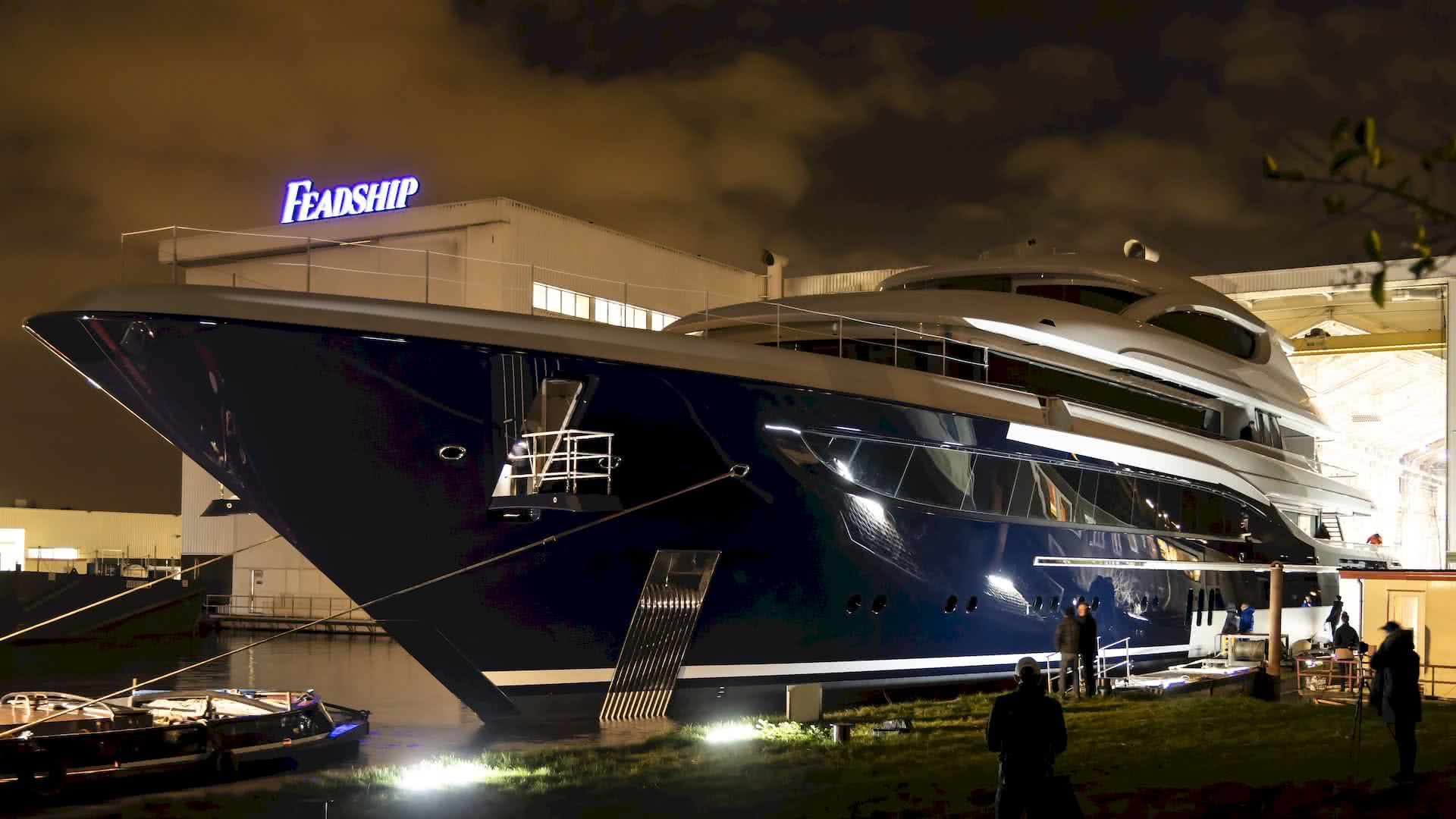 Feadship Project 705