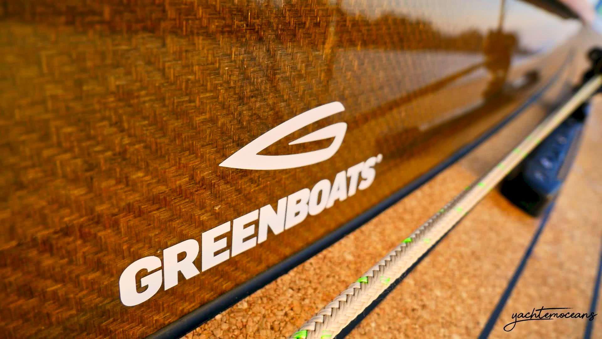Flax 27 Daysailer Greenboats Bremen