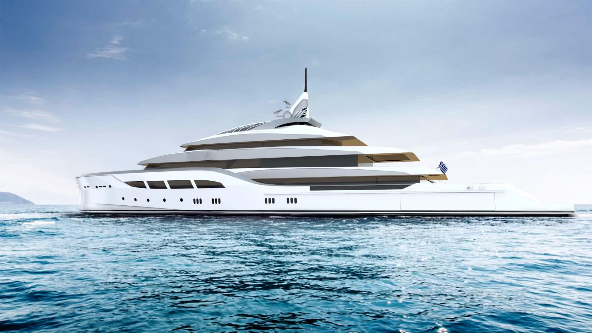 Koroni Aristotelis Betsis Yacht Design
