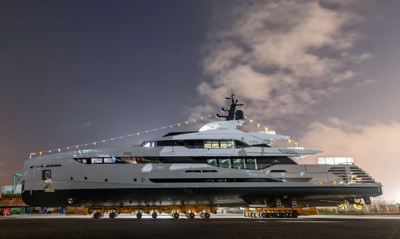 LEL Yacht Rossinavi
