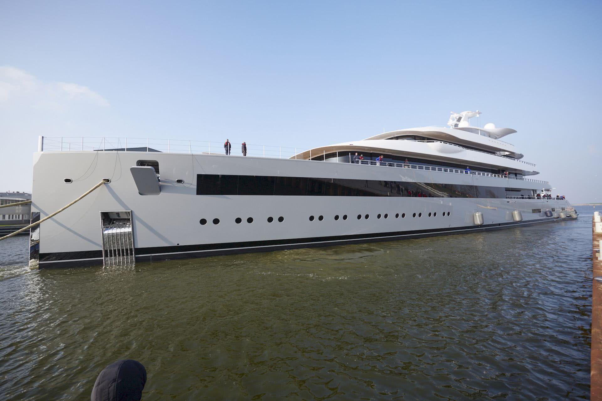 Moonrise Yacht Feadship